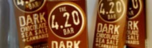4.20 dark chocolate sea salt cannabis port orchard