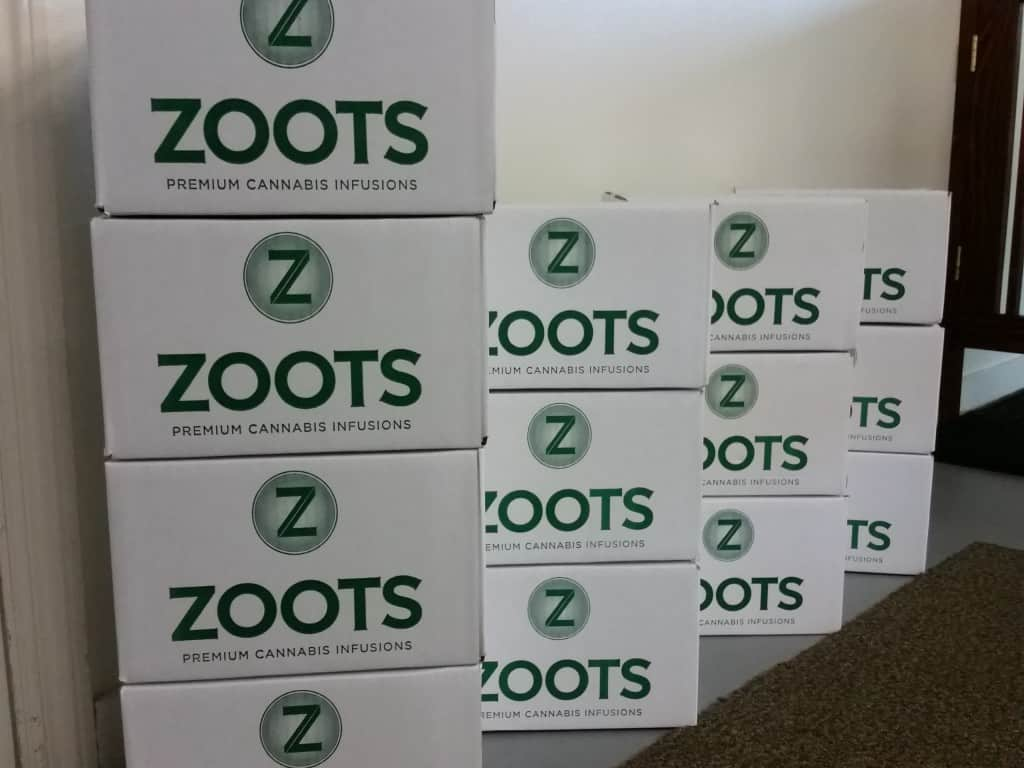 Zoots for me and you and you and you...