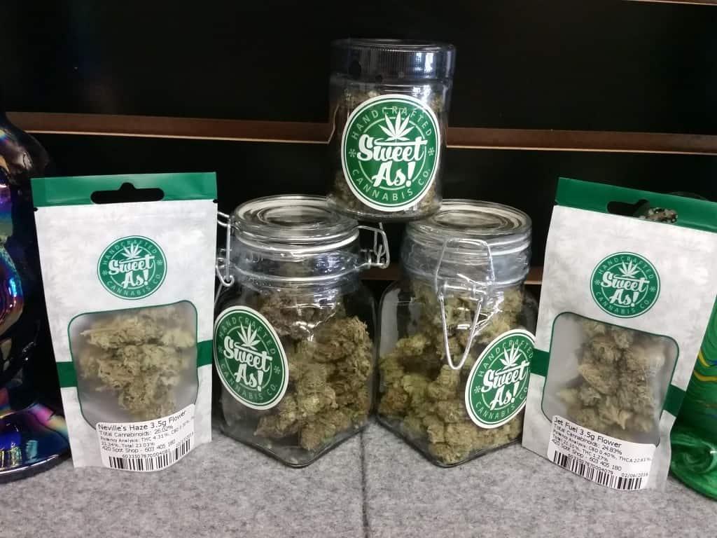 Sweet As! Cannabis